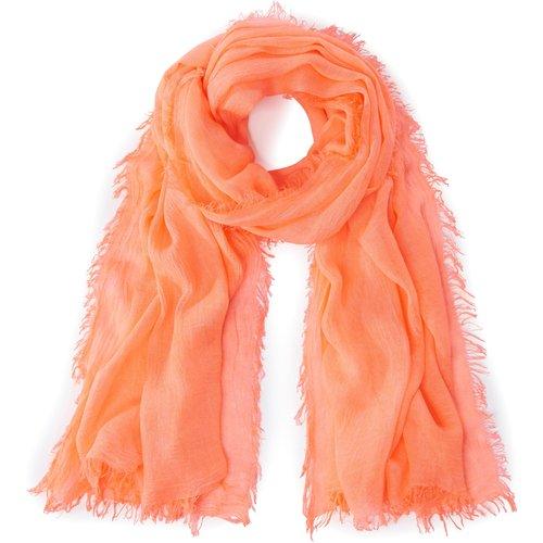 L'écharpe tissu MYBC orange - MYBC - Modalova