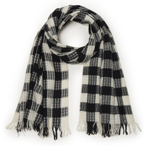 L'écharpe 100% laine MYBC noir - MYBC - Modalova