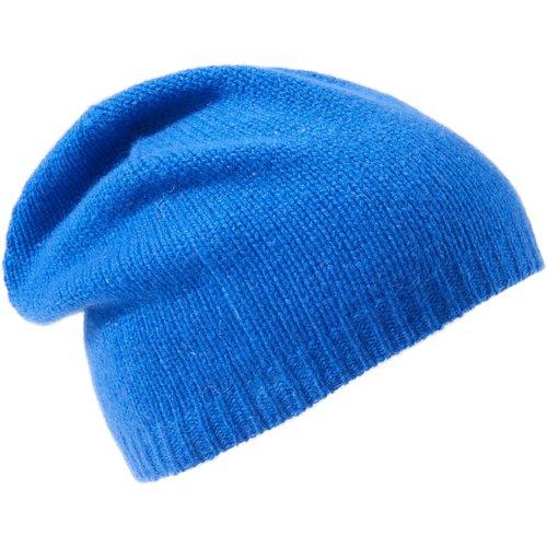 Le bonnet 100% cachemire Premium - Peter Hahn Cashmere - Modalova