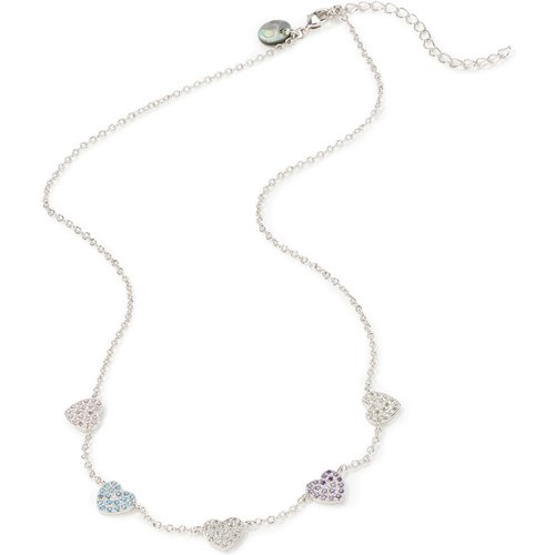 Le collier avec strass brillants - Lua Accessoires - Modalova