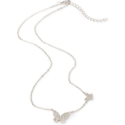 Le collier avec 2 papillons - Lua Accessoires - Modalova