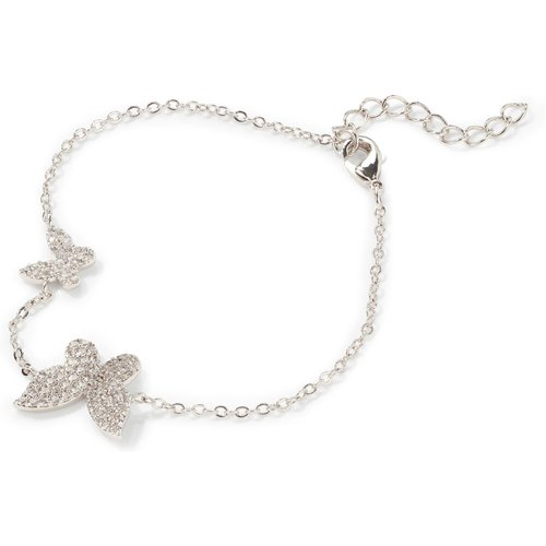 Le bracelet avec 2 papillons - Lua Accessoires - Modalova