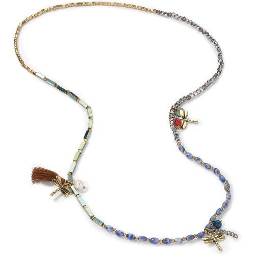 Le collier Return avec libellules pendentif - Lua Accessoires - Modalova