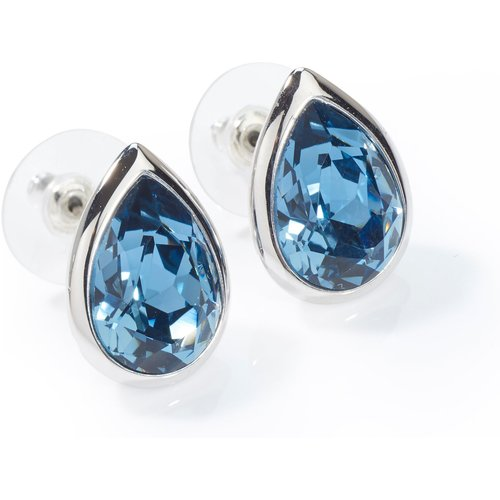 Les boucles d'oreilles avec cristal Swarovski - mayfair by Peter Hahn - Modalova