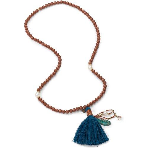 Le collier perles plastique - Lua Accessoires - Modalova