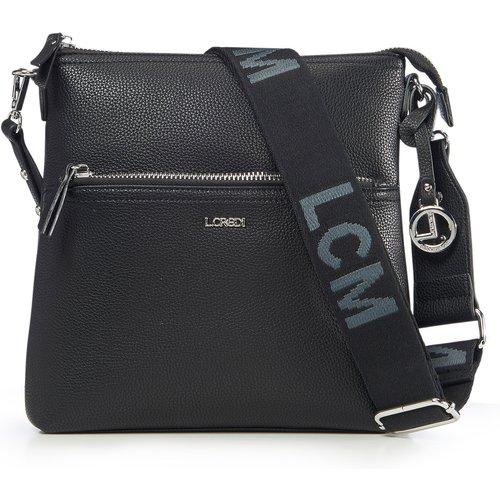 Le sac bandoulière à poche sécurité zippée - L. Credi - Modalova