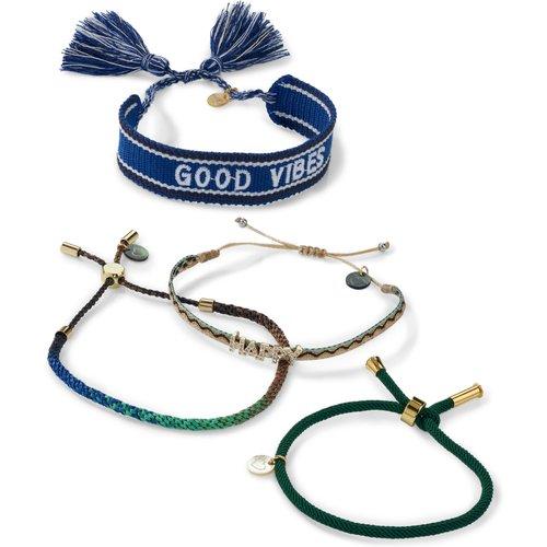 Le lot 4 bracelets fabriqués à la main - Lua Accessoires - Modalova