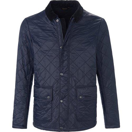 La veste matelassée à col velours côtelé taille 48/50 - Barbour - Modalova