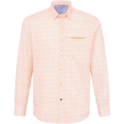 La chemise 100% coton taille 43/44 - Pierre Cardin - Modalova