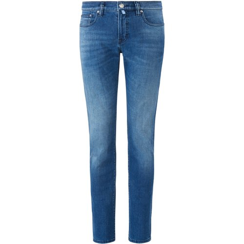Le jean avec effets used taille 28 - Pierre Cardin - Modalova