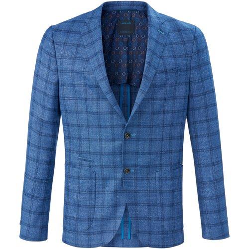 La veste à motif carreaux taille 25 - Pierre Cardin - Modalova
