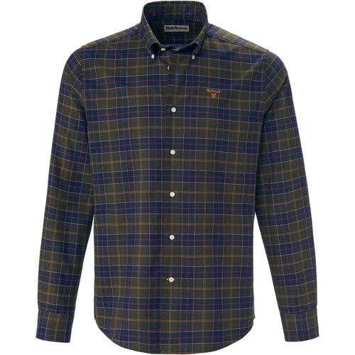 La chemise à carreaux ajustée tissu oxford taille 41/42 - Barbour - Modalova