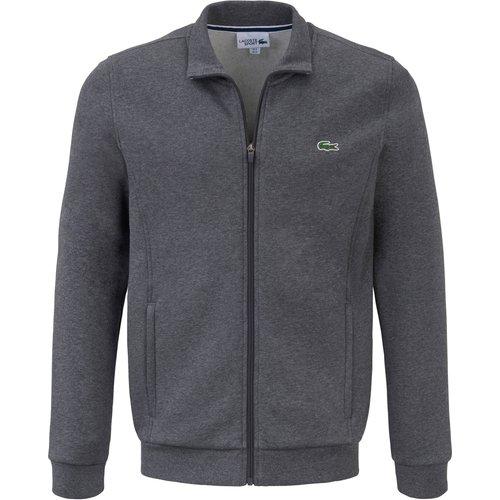 La veste molleton, col montant zippé taille 48 - Lacoste - Modalova
