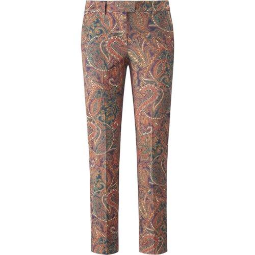 Le pantalon longueur chevilles coton stretch taille 48 - Peter Hahn - Modalova