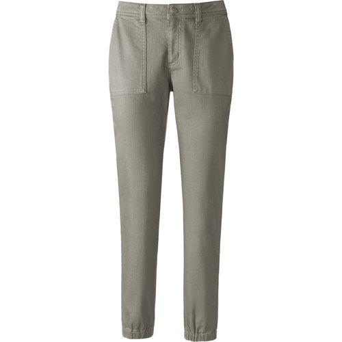 Le pantalon 7/8 coton stretch taille 38 - MYBC - Modalova