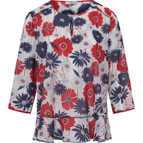 La blouse 100% coton manches 3/4 taille 42 - Peter Hahn - Modalova