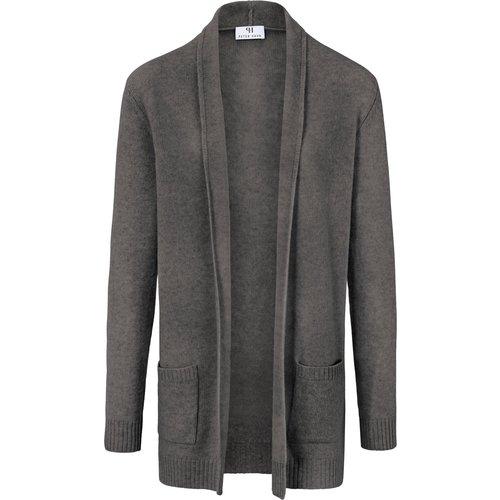 Le gilet 100% laine vierge taille 38 - Peter Hahn - Modalova