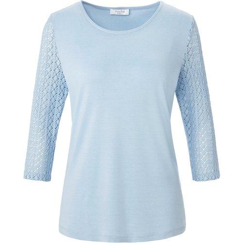 Le T-shirt encolure ronde taille 38 - mayfair by Peter Hahn - Modalova