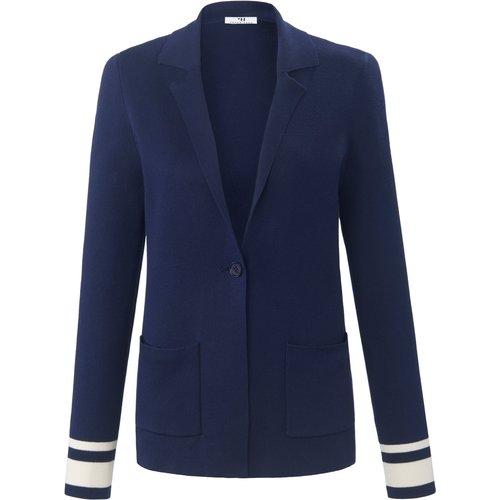 Le blazer maille 100% coton taille 42 - Peter Hahn - Modalova