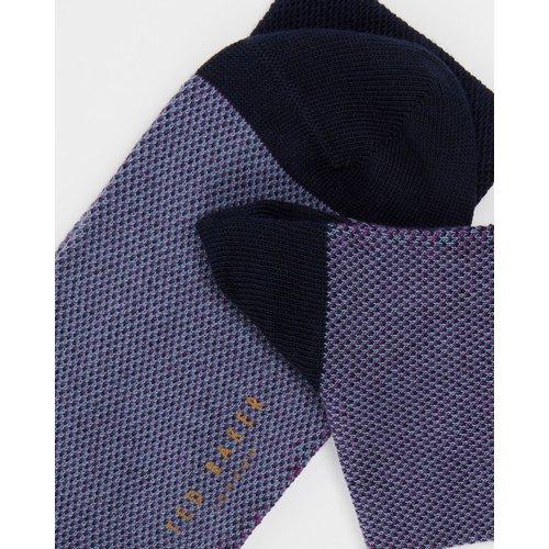 Chaussettes En Coton Texturé - Ted Baker - Modalova