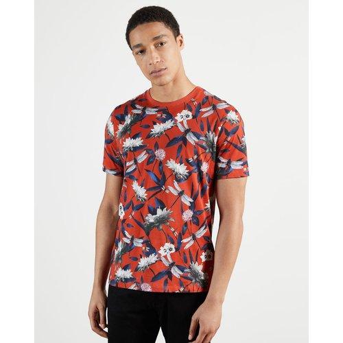 T-shirt Imprimé Libellules - Ted Baker - Modalova