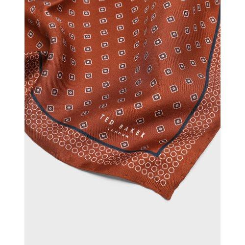 Pochette De Costume Motif Géométrique - Ted Baker - Modalova