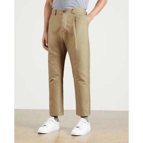 Pantalon À Pinces Taille Élastique - Ted Baker - Modalova