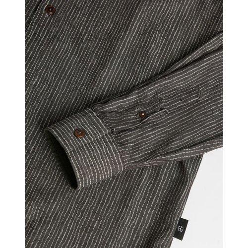 Ls Abstract Stripe Shirt - Ted Baker - Modalova