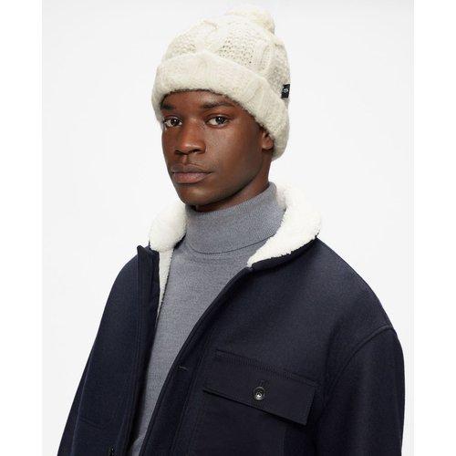 Cable Knit Bobble Hat - Ted Baker - Modalova