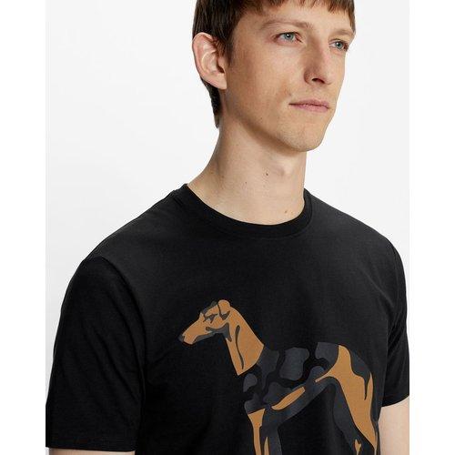 Tee-shirt Lévrier - Ted Baker - Modalova