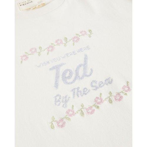 Tee-shirt Point De Croix - Ted Baker - Modalova