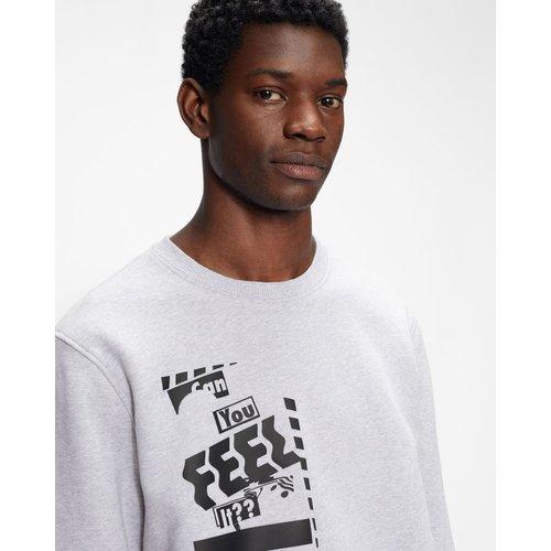 Mib Graphic Printed Sweatshirt - Ted Baker - Modalova