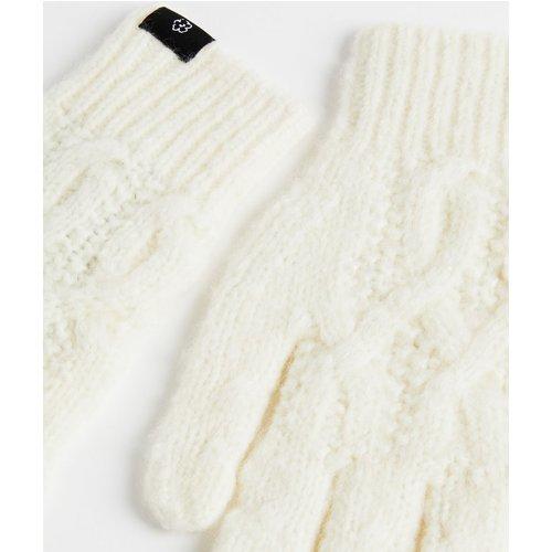 Cable Knit Gloves - Ted Baker - Modalova