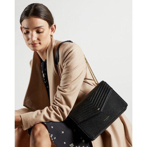 Leather Envelope Cross Body Bag - Ted Baker - Modalova
