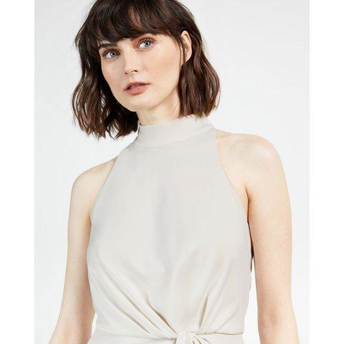 Robe Mi-longue Drapée - Ted Baker - Modalova