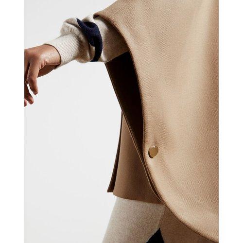 Manteau Cape Style Caban - Ted Baker - Modalova
