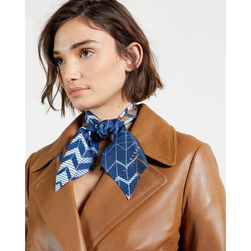 Foulard Cravate Imprimé Modernity - Ted Baker - Modalova
