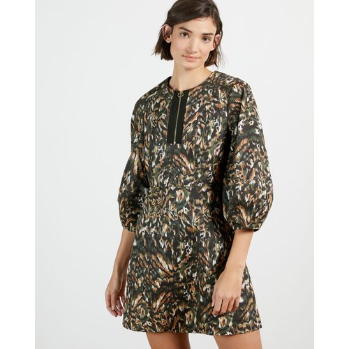 Robe Courte Imprimé Urban - Ted Baker - Modalova