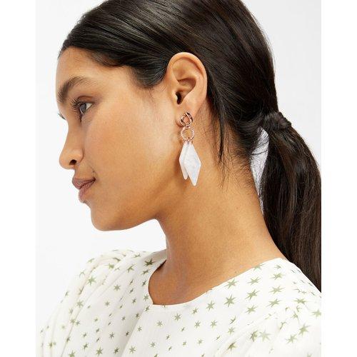 Tbj2656 Double Diamond Earring - Ted Baker - Modalova