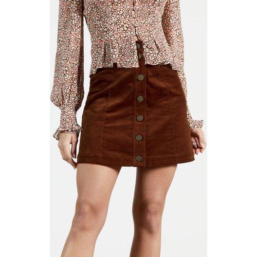 Mini-jupe Boutonnée - Ted Baker - Modalova