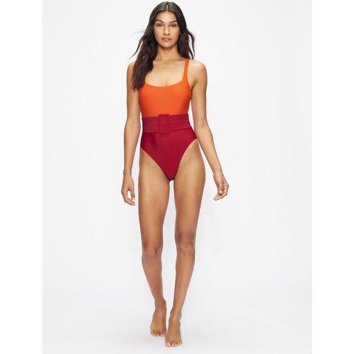 Belted Swimsuit - Ted Baker - Modalova