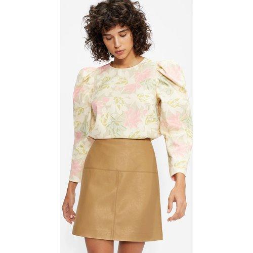 A-line Pu Mini Skirt - Ted Baker - Modalova