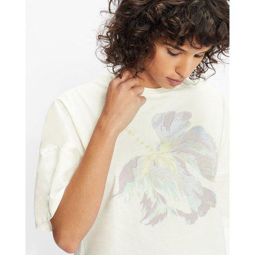 Flower Artwork T-shirt - Ted Baker - Modalova