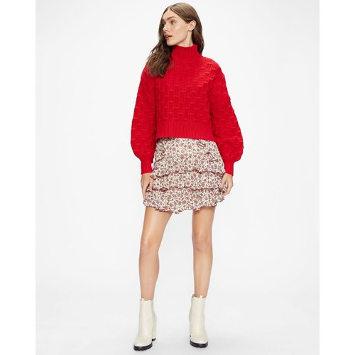 Bubble Cropped Sweater - Ted Baker - Modalova