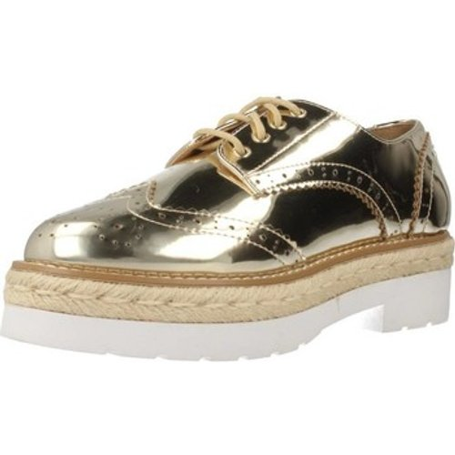 mustang Mustang  51785M  women's Casual Shoes in Gold. Sizes available:3.5,4,5.5,6.5,5