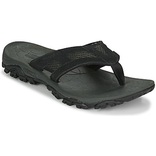 Merrell Merrell  MOAB DRIFT 2 FLIP  men's Flip flops / Sandals (Shoes) in Black. Sizes available:6.5,7.5,8,9,9.5,10.5,11