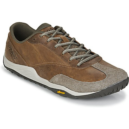 Merrell Merrell  TRAIL GLOVE 5 LTR  men's Sports Trainers (Shoes) in Brown. Sizes available:6.5,7.5,8,9,9.5,10.5,11