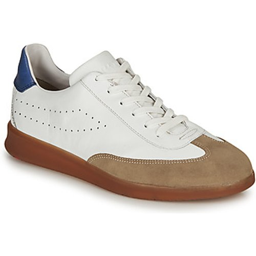 Lloyd Lloyd  BABYLON  men's Shoes (Trainers) in White. Sizes available:6.5,7.5,8,9,9.5,10.5