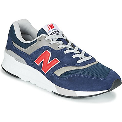 New Balance New Balance  997  men's Shoes (Trainers) in Blue. Sizes available:6.5,8,9,9.5,10.5,7,8.5,11.5,7.5,10,11,12.5,6,6.5,7,7.5,8,8.5,9,9.5,10,10.5,11,11.5,12.5