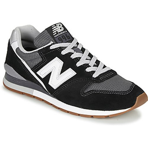 New Balance New Balance  996  men's Shoes (Trainers) in Black. Sizes available:3.5,4,5,6.5,9,9.5,10.5,7,8.5,11.5,5.5,11,12.5,6,6.5,7,7.5,8,8.5,9,9.5,10,11,11.5